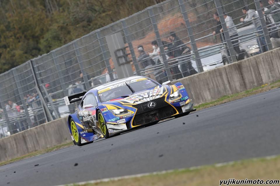 SUPER GT Rd1 OKAYAMA